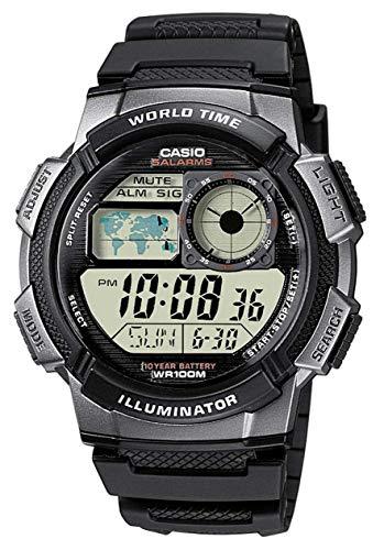 Casio Collection Herren Armbanduhr AE-1000W-1BVEF - 1