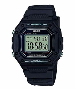 Casio Herren-Armbanduhr W-218H-1AVEF - 1