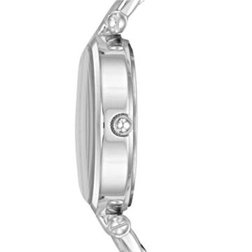 Fossil Damen Analog Quarz Smart Watch Armbanduhr mit Edelstahl Armband ES3083 - 2