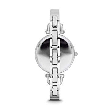 Fossil Damen Analog Quarz Smart Watch Armbanduhr mit Edelstahl Armband ES3083 - 3