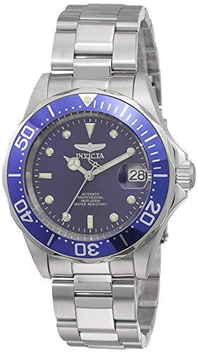 Invicta 9094 Pro Diver Unisex Uhr Edelstahl Automatik blauen Zifferblat - 1