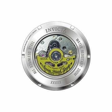 Invicta 9094 Pro Diver Unisex Uhr Edelstahl Automatik blauen Zifferblat - 5