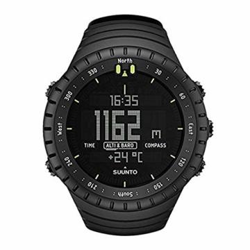Suunto Core All Black, Unisex Compass - Erwachsene, Tiefschwarz, Einheitsgröße - 2