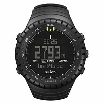 Suunto Core All Black, Unisex Compass - Erwachsene, Tiefschwarz, Einheitsgröße - 3