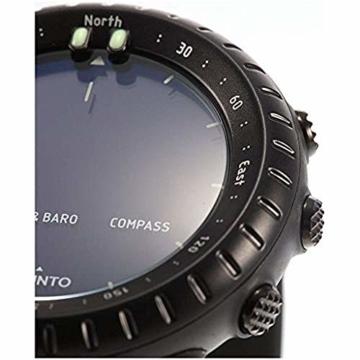 Suunto Core All Black, Unisex Compass - Erwachsene, Tiefschwarz, Einheitsgröße - 4