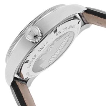 Alpina al550g5aq6al-550g5aq6–Uhr für Männer, Lederband schwarz - 3