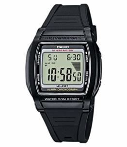 Casio Collection Herren-Armbanduhr W2011AVEF - 1