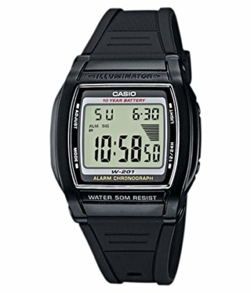 Casio Collection Herren-Armbanduhr W2011AVEF - 1