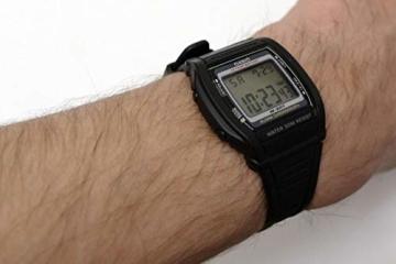 Casio Collection Herren-Armbanduhr W2011AVEF - 4