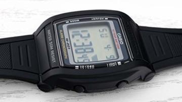 Casio Collection Herren-Armbanduhr W2011AVEF - 5