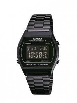 Casio Collection Unisex Retro Armbanduhr B640WB-1BEF - 1