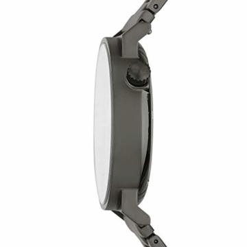 Fossil Herren Analog Quarz Uhr mit Edelstahl Armband FS5508 - 2