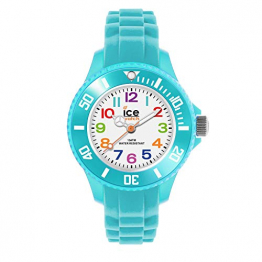 Ice-Watch - Ice Mini Turquoise - Türkis Jungenuhr mit Silikonarmband - 012732 (Extra Small) - 1