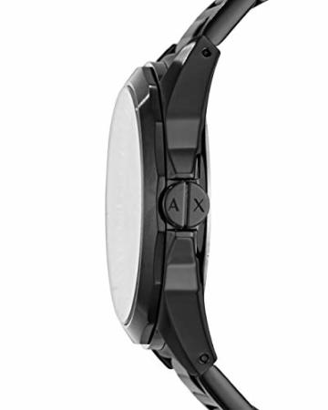 Armani Exchange Herren Analog Quarz Uhr mit Edelstahl Armband AX2620 - 3