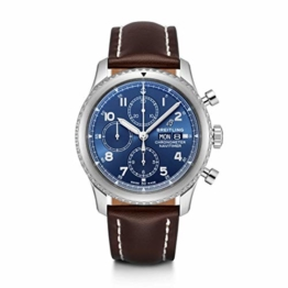 Blue Breitling Navitimer 8 Chronograph Calibre 13 Chronometer 43 (New 2018 Release) - 1