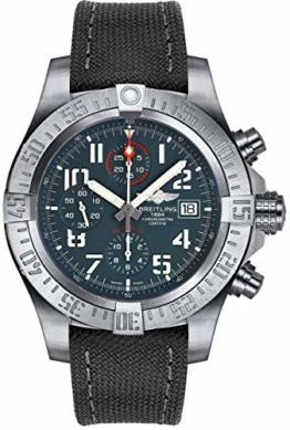 Breitling Avenger Bandit Herren-Armbanduhr Titan E1338310/M536-109W - 1