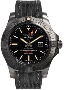Breitling Avenger Blackbird Herren Armbanduhr v1731010/BD12–100W - 1