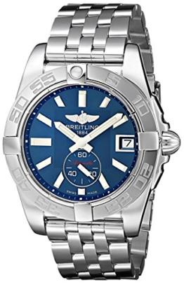 Breitling Damen Analog Automatik Uhr mit Edelstahl Armband A3733012/C824/376A - 1
