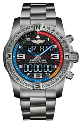 Breitling Exospace B55 Yachting Titanium - Carbon EB5512221B1E1 - 1