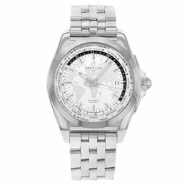 Breitling Galactic Herren-Armbanduhr Wolfram Stahl WB3510U0/A777-375A - 1