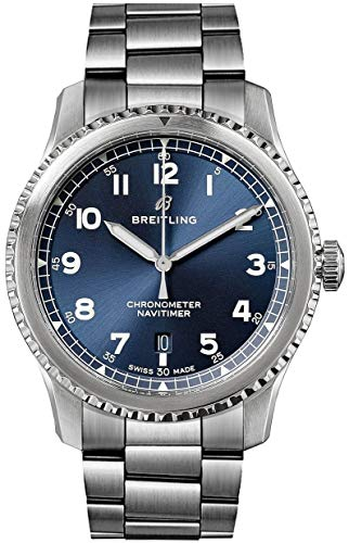 Breitling Navitimer 8 Automatic 41 Blue Dial Men's Watch A17314101C1A1 - 1