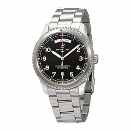 Breitling Navitimer 8 Automatic Day &amp Date 41 A45330101B1A1 - 1