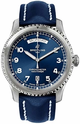 Breitling Navitimer 8 Automatic Day &amp Date41 A45330101C1X3 - 1