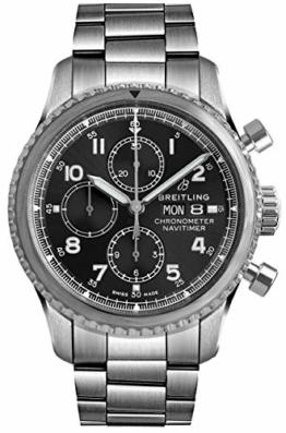 Breitling Navitimer 8 Chronograph 43 Herrenuhr A13314101B1A1 - 1