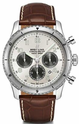 Breitling Navitimer 8 Chronograph B01 Chronometer 43 AB01171A1G1P1 - 1