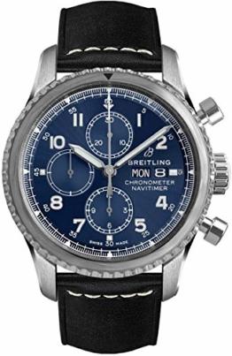 Breitling Navitimer 8 Chronograph Kaliber 13 Chronometer 43 - 1