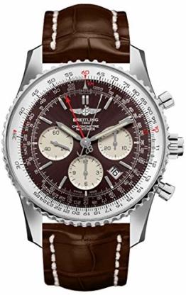 Breitling Navitimer Rattrapante Herren-Armbanduhr – AB031021/Q615-756P - 1