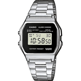 Casio Herren-Armbanduhr Collection A158WEA-1EF - 1