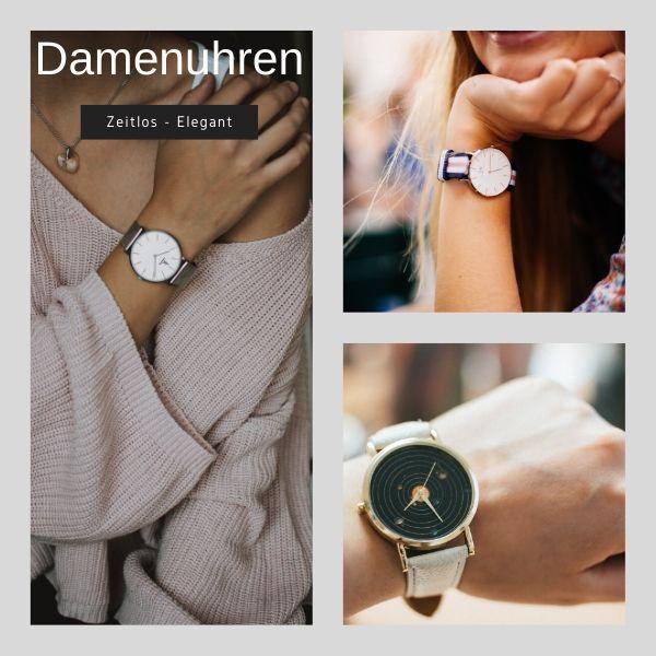 Damenuhren auf Uhren.vip