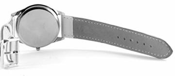 Taport® Armbanduhr für FORTNITE Fans aus Leder, Schwarz - 3