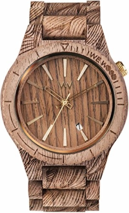 Watch in wood Wewood Assunt Waves Nut Rough - 1