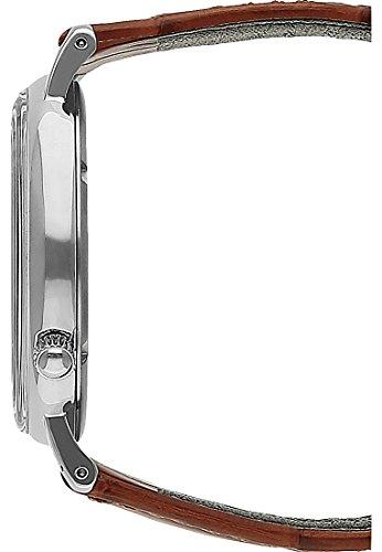 Zeppelin Herren-Uhren Analog Quarz One Size Kalbsleder 87354091 - 3