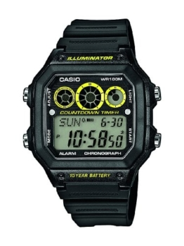 Casio Collection Herren Armbanduhr AE-1300WH-1AVEF - 1