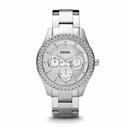 Fossil Damen-Armbanduhr Ladies Dress Analog Quarz ES2860 - 1