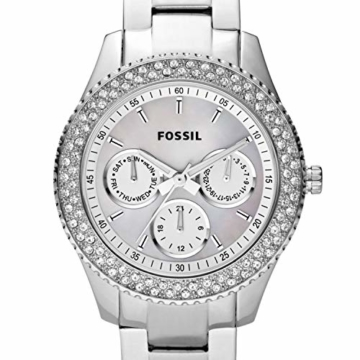 Fossil Damen-Armbanduhr Ladies Dress Analog Quarz ES2860 - 5