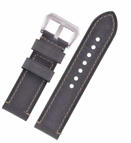 jixuetao - -Armbanduhr- ati82dksB51ZO-Grey-24mm - 1