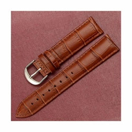 jixuetao - -Armbanduhr- K7QsopyiGdPUX-Light brown-14mm - 1
