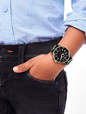 S.Oliver Unisex Analog Quarz Armbanduhr SO-2998-PQ - 2