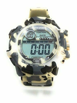 Uhr MIMETICH FAC Simile G-Shock Fashion Sport cremeweiß - 1