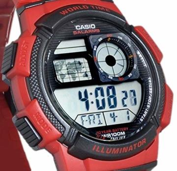 Casio Collection Herren Armbanduhr AE-1000W-4AVEF - 4