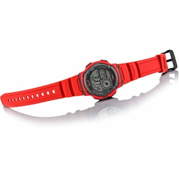 Casio Collection Herren Armbanduhr AE-1000W-4AVEF - 5