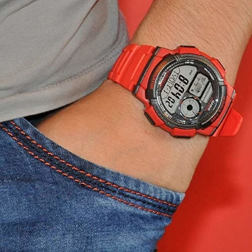 Casio Collection Herren Armbanduhr AE-1000W-4AVEF - 6