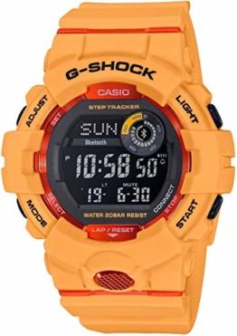 Casio Armbanduhr GBD-800-4ER - 1