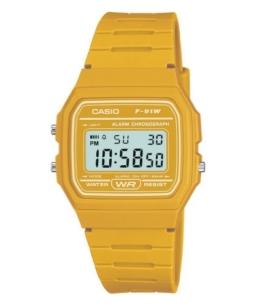 Casio Collection Herren-Armbanduhr F 91WC 9AEF - 1