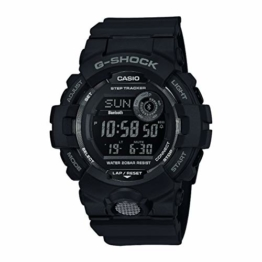 Casio G-Shock Herren Harz Uhrenarmband GBD-800-1BER - 1