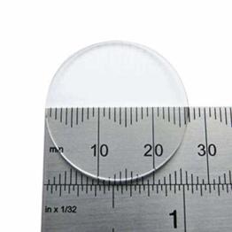 Watch Glass Made by W&CP to fit Casio Generic Glass SHN 5003 Glass Ø26.5mm - 1